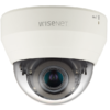 SAMSUNG 4MP Network IR Dome Camera motorized varifocal lens . POE