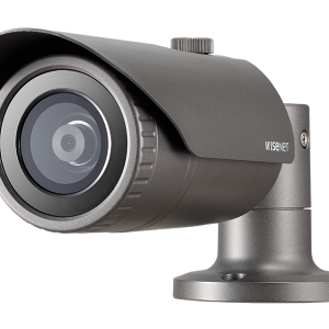 SAMSUNG 4MP Network IR Bullet Camera with 2.8mm fixed Lens IR 20M . POE