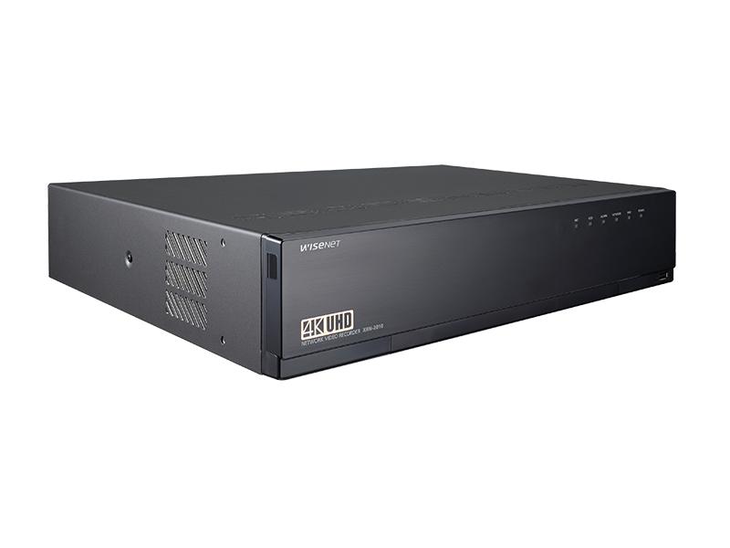 XRN 2010 side - جهاز عرض وتسجيل شبكي 64 قناة سامسونج