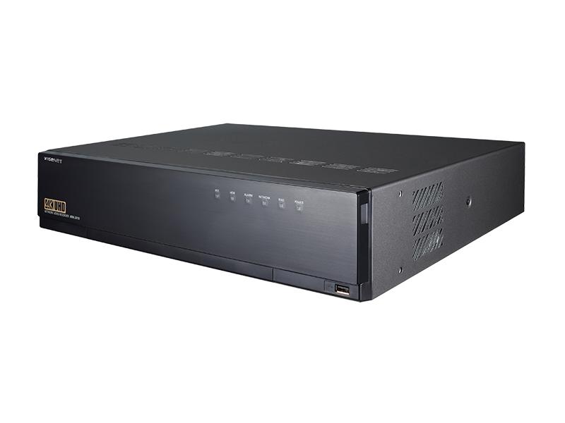 XRN 3010 side 1 - جهاز عرض وتسجيل شبكي 64 قناة سامسونج